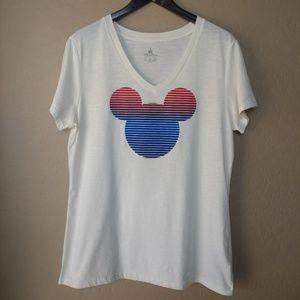 Disney Parks Mickey Mouse Icon Tee